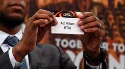 Europa League, ecco gli accoppiamenti degli ottavi: Milan-Arsenal e Lazio-Dinamo Kiev