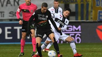 Serie B Parma-Venezia, apre Firenze, chiude Calaiò. Termina 1-1