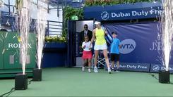 WTA Dubai - Kasatkina in finale, shock Muguruza