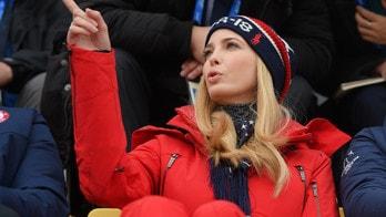 Snowboard, Ivanka Trump in tribuna. Ma che caldo...