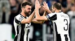 Calciomercato Juventus, Barzagli e Chiellini: a breve l'annuncio dei rinnovi