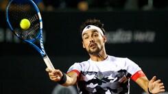 Rio Open, Fognini in semifinale