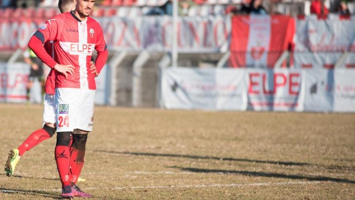 Serie C, Cuneo-Pro Piacenza rinviata per allerta meteo