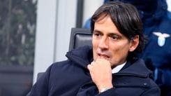 Lazio, Inzaghi: «Milinkovic e Radu titolari col Sassuolo»