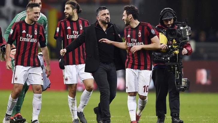 Serie A, Olimpico duro per Gattuso: Roma favorita a 1,90