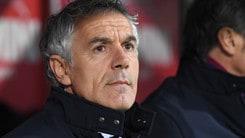 Serie A, Donadoni: «Piedi per terra. Il Bologna non è sazio»