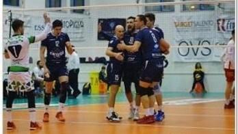 Volley: A2 Maschile, Pool C, Massa batte anche Lagonegro e lascia l'ultimo posto
