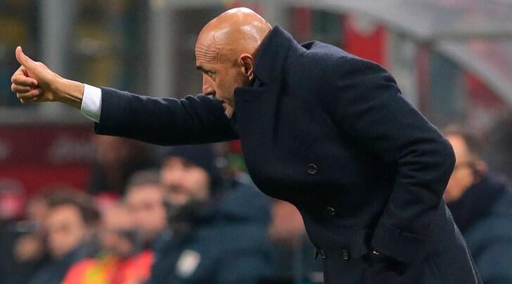 Spalletti difende l'Inter:«Vinto col cuore. E il rigore chiesto dal Benevento non c'era»