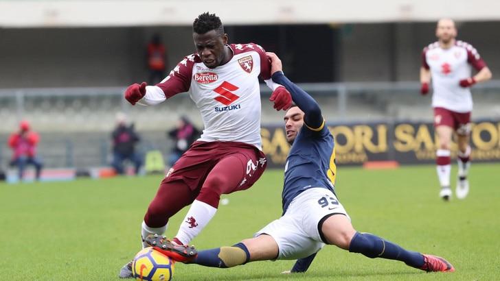 Serie A Verona-Torino 2-1, il tabellino