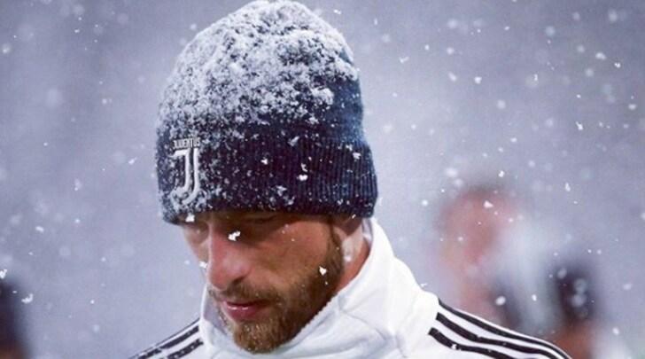 Juventus, Marchisio ringrazia i tifosi: «Nonostante tutto eravate lì per noi»