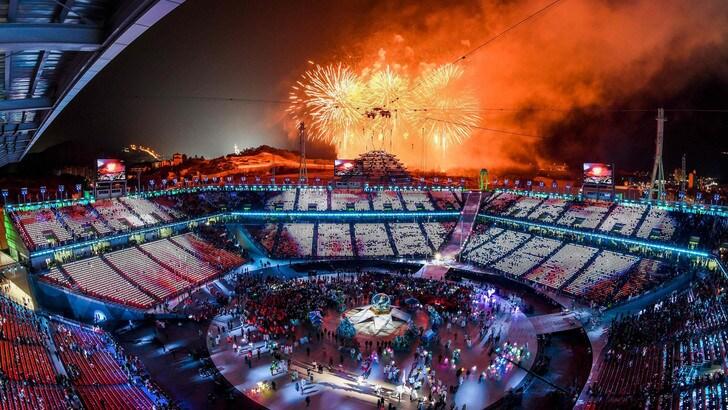 """Cerimonia di chiusura: """"The next wave"""" saluta PyeongChang"""