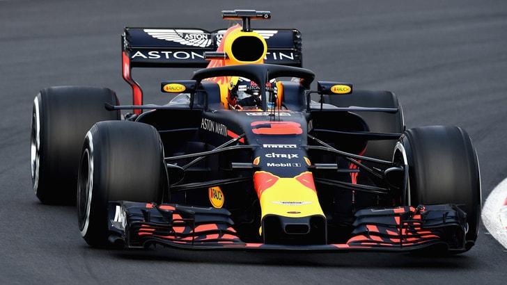 F1 Red Bull, si torna al classico