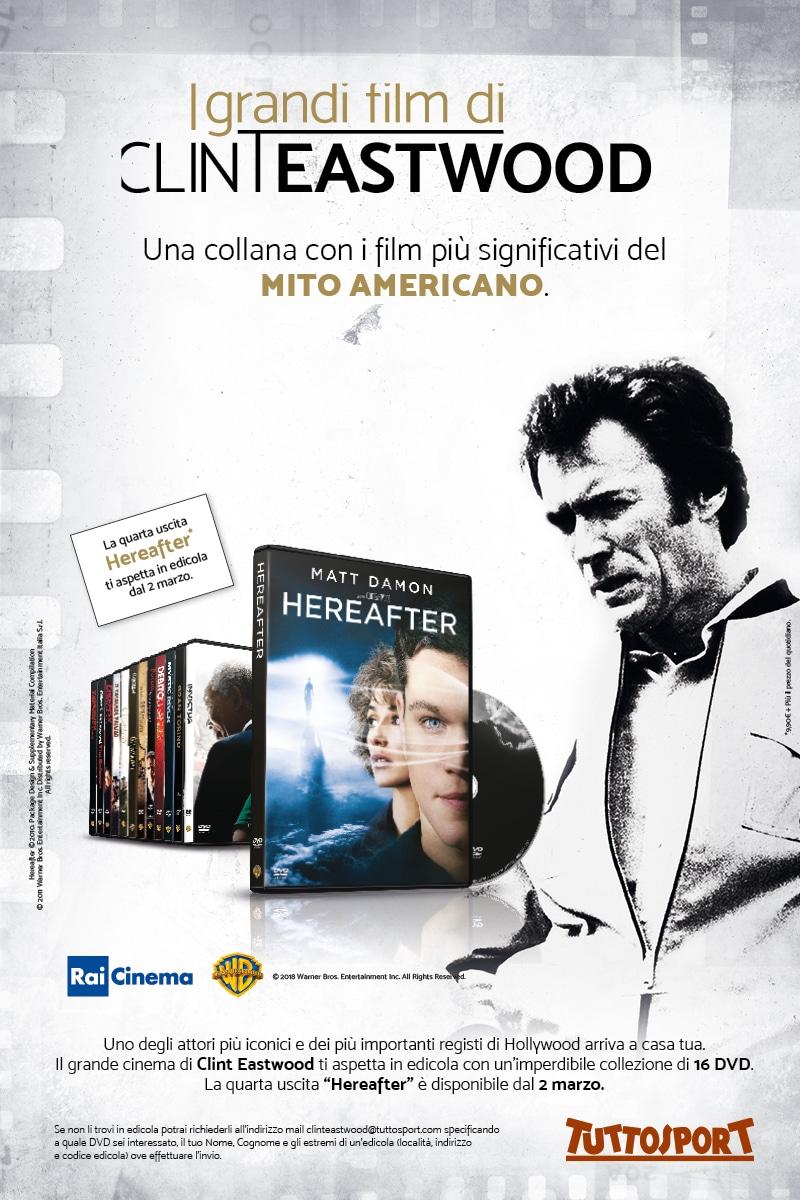 I grandi film di Clint Eastwood