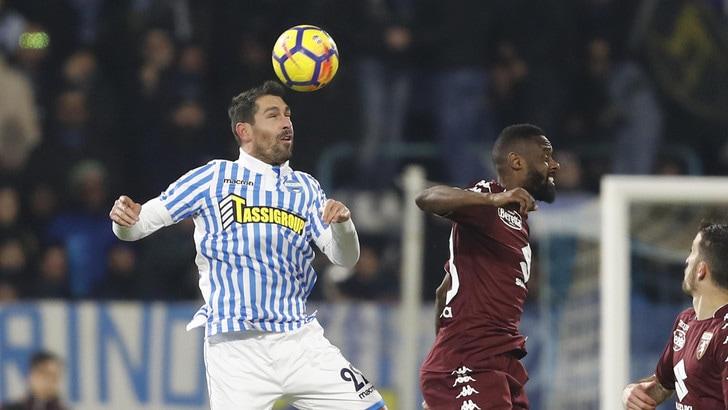 Serie A Spal, seduta personalizzata per Borriello e Schiavon