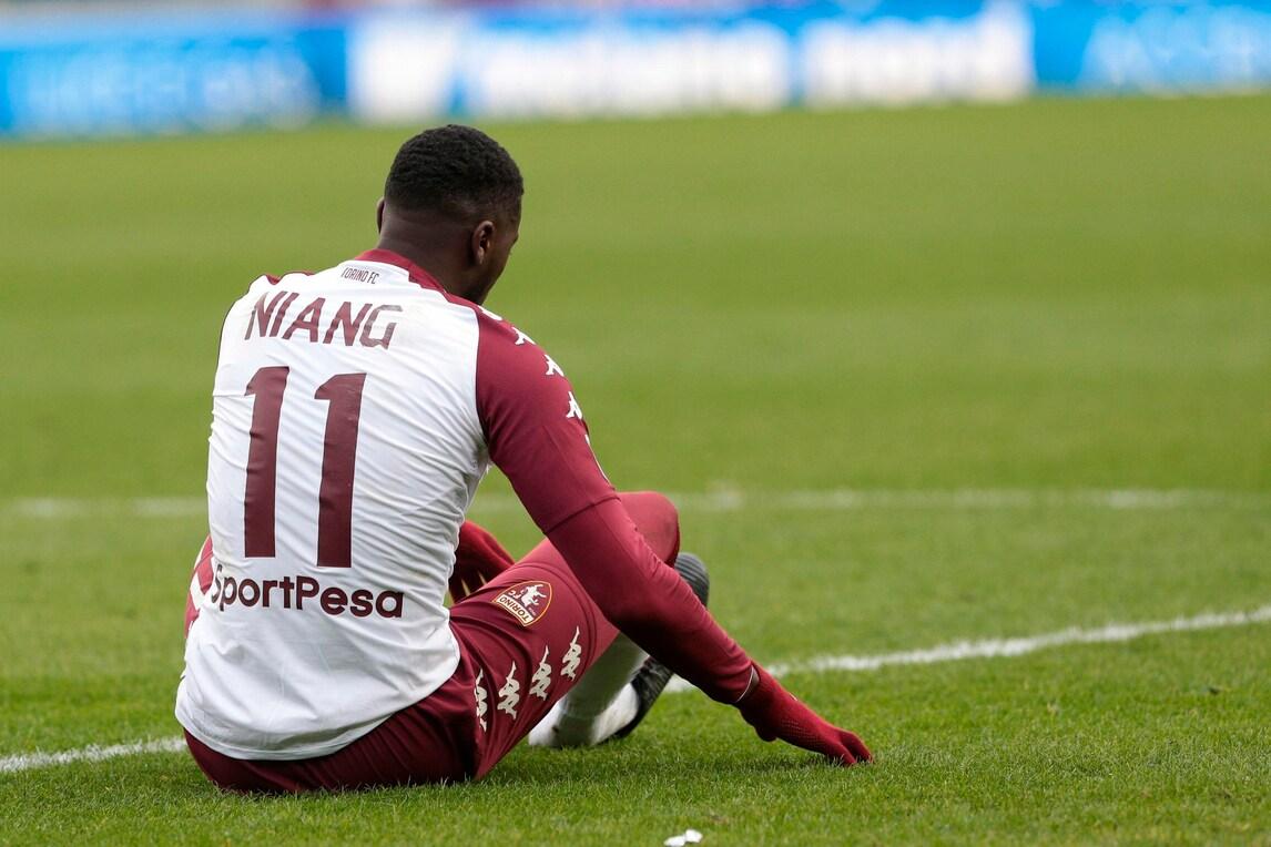 Il Torino corre verso l'Inter, solo terapie per Niang