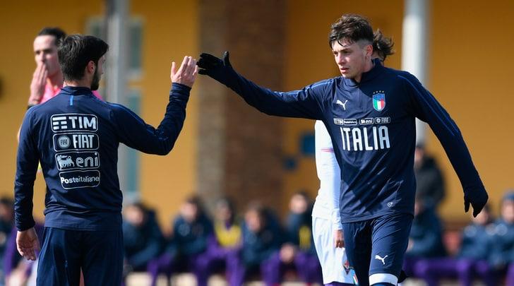 Baselli, un Toro per la nuova Italia: «Voglio l'azzurro e l'Europa in granata»