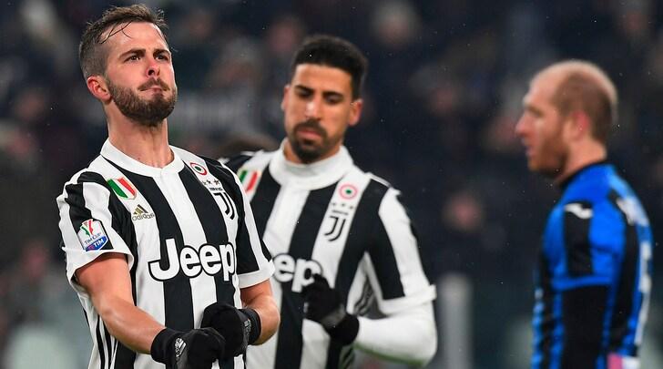 Juventus, finale numero 18: con Pjanic e scampoli di Dybala. Atalanta ko