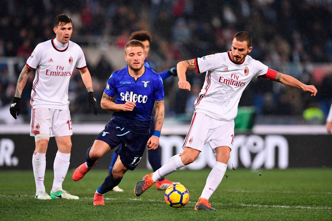 Coppa Italia Lazio-Milan 0-0 (4-5 dcr), il tabellino