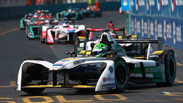 Formula E, Audi pronta al riscatto in Messico