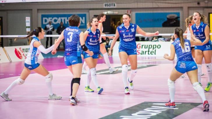 Volley: A2 Femminile, per Olbia passo decisivo verso la salvezza