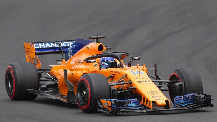 F1 McLaren, Alonso: «Tra me e Stoffel abbiamo girato molto»