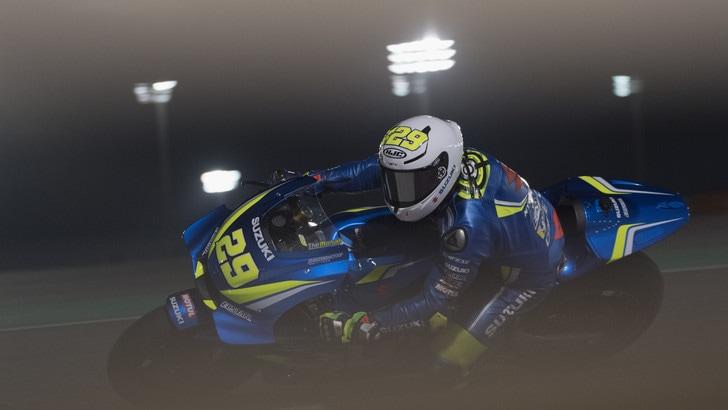 MotoGp Suzuki, Iannone: «Su questa pista siamo a posto»