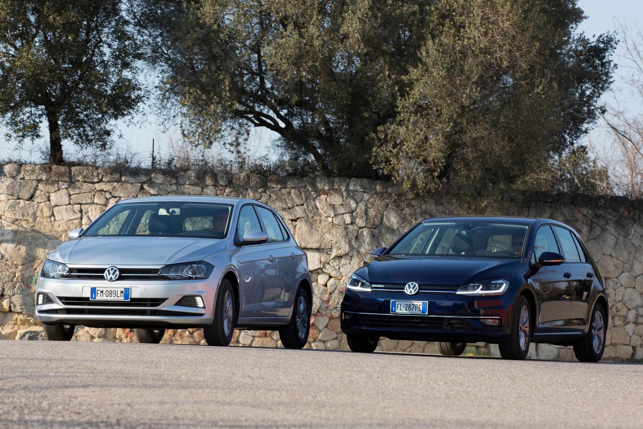 Volkswagen polo e golf tgi: il metano dà sempre una mano tuttosport