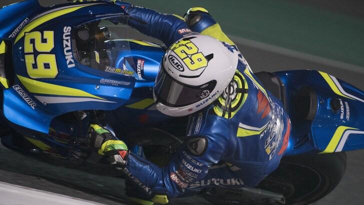 MotoGp, test Qatar: sorride Iannone