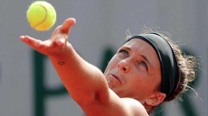 Tennis, California: Sara Errani in semifinale all'Indian Wells