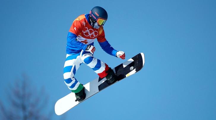 Snowboard-cross: Perathoner terzo a La Molina, Moioli fuori
