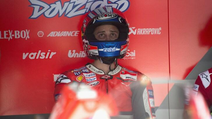 MotoGp Ducati, Dovizioso: «Parto come candidato al titolo»