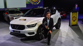 Auto dell'Anno, Volvo XC40 è Car of the Year 2018