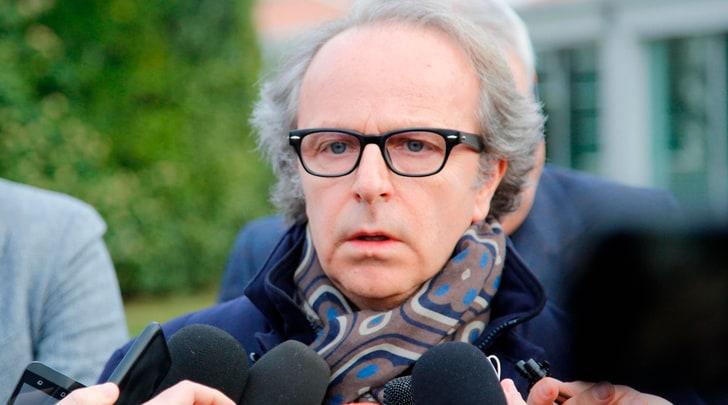 Serie A Fiorentina Andrea Della Valle a Firenze per rendere omaggio ad Astori