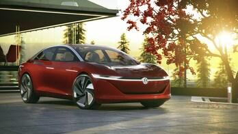 Volkswagen ID Vizzion, balzo nel futuro al Salone di Ginevra
