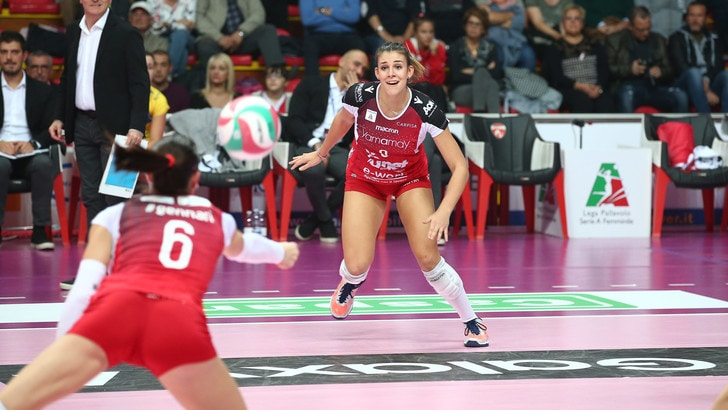 Volley: A1 Femminile, per Busto vittoria e quarto posto in solitaria