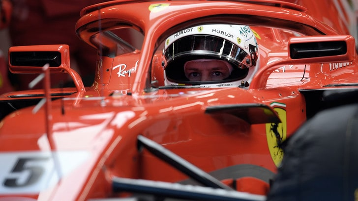 F1, test Barcellona: Vettel in cima alla classifica