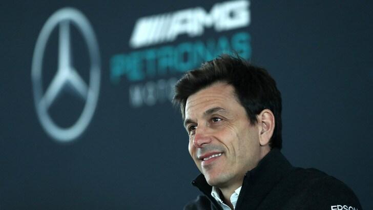 F1 Mercedes, Wolff: «Lavoriamo al rinnovo di Hamilton»