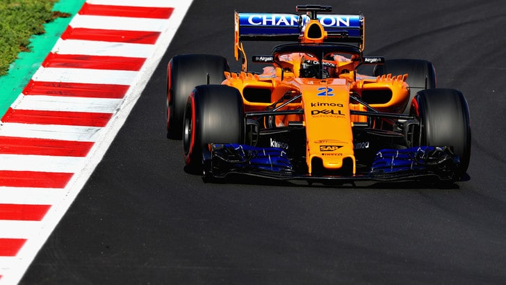 F1 McLaren, Boullier: «Siamo qui per fare dei test»