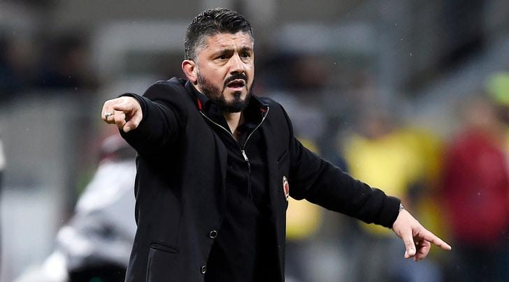 Gattuso: «Allegri? Al momento è il più grande allenatore italiano»