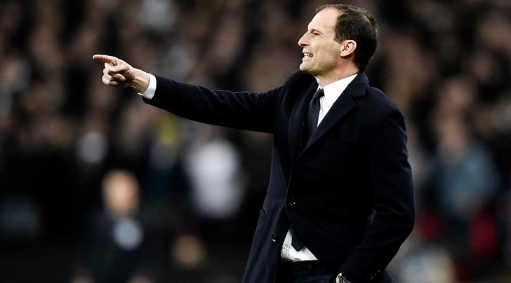 Juventus, Allegri: «Cambi decisivi? Ogni tanto rimedio ai miei danni»