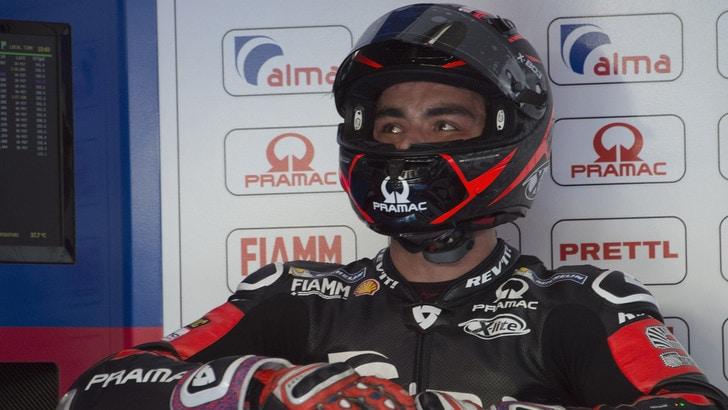 MotoGp Ducati, Petrucci: «Mi piacerebbe rimanere in Ducati»