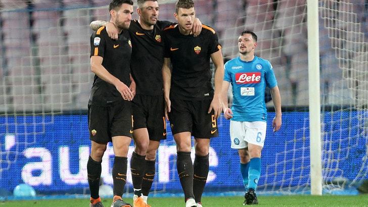 Serie A, a 1,75 la vittoria della Roma