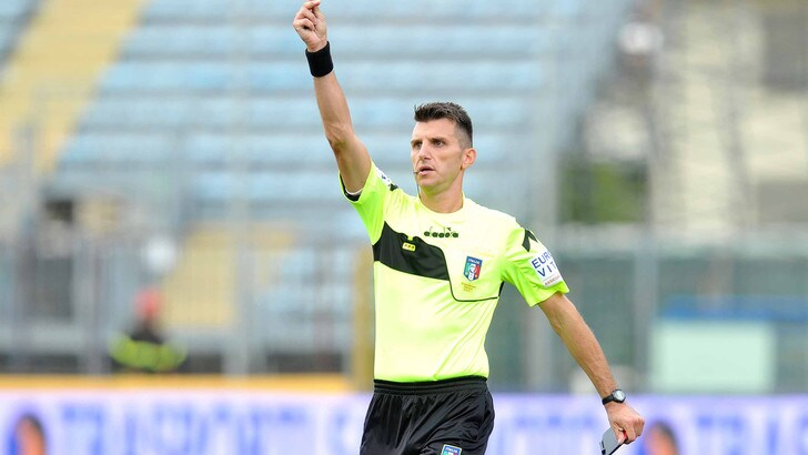 Serie B, in Bari-Pro Vercelli arbitra Balice. Il Novara a Chiffi
