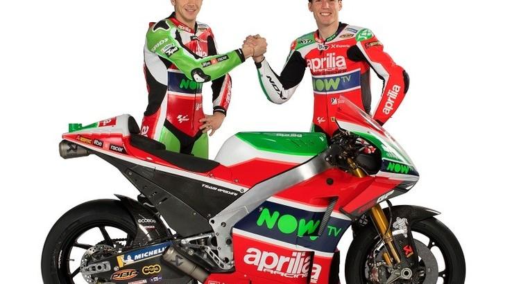 MotoGp Aprilia, Redding: «Sensazioni molto buone»