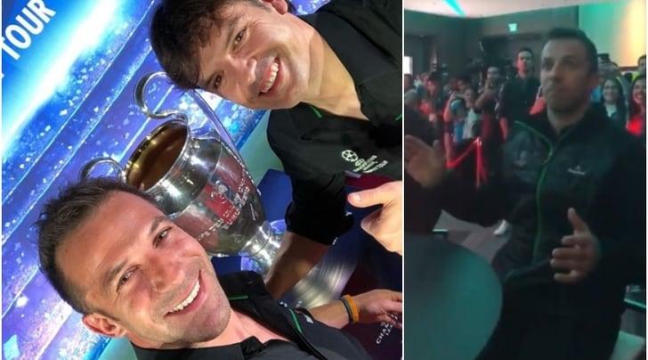 Tottenham-Juventus, Del Piero tifa dal Messico: ecco la sua reazione al 90'