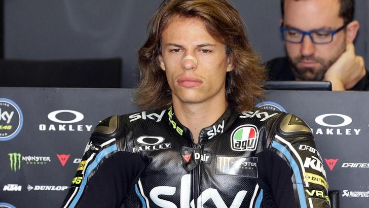 Moto2, Moto 3: Sky Racing Team Vr46 chiude la pre-season a Jerez