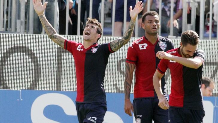 Serie A Cagliari, seduta personalizzata per Farias