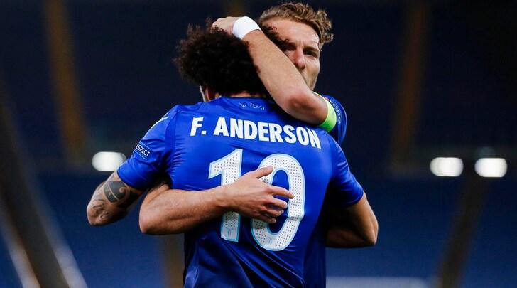 Europa League, Lazio-Dinamo Kiev 2-2: Inzaghi si giocherà tutto in Ucraina