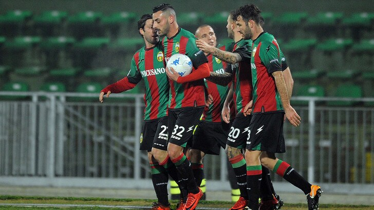 Serie B, la carica di Rigione per l'Unicusano Ternana