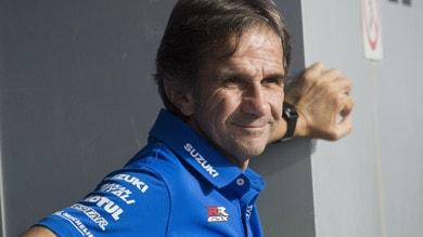 MotoGp Suzuki, Brivio: «A Jerez potremmo annunciare la firma del contratto con Rins»